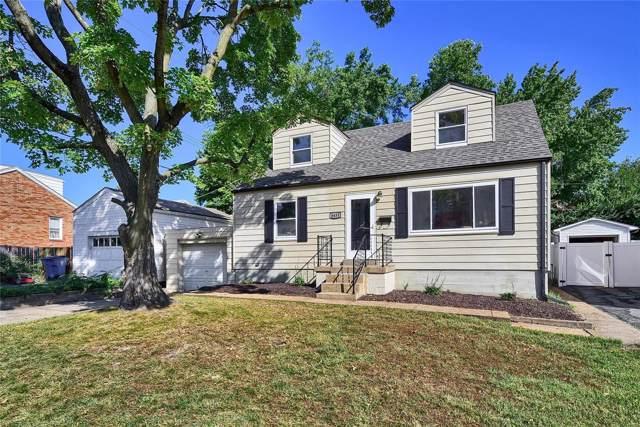6433 Raywood Avenue, St Louis, MO 63123 (#19074549) :: Walker Real Estate Team