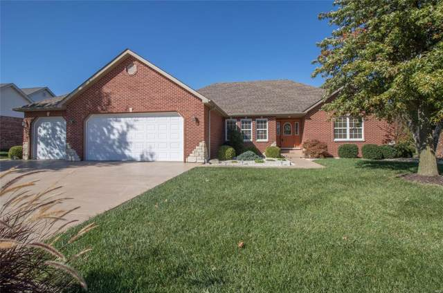 211 Vancouver, Waterloo, IL 62298 (#19074579) :: The Kathy Helbig Group