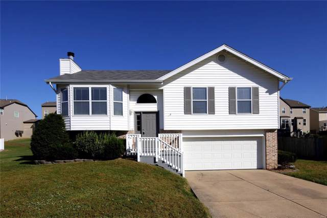 2543 Mcclay Gardens Drive, Saint Peters, MO 63376 (#19074674) :: St. Louis Finest Homes Realty Group