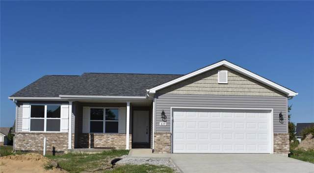 839 Mayfair Drive, Shiloh, IL 62221 (#19074728) :: Holden Realty Group - RE/MAX Preferred