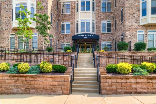 540 North And South Road #305, University City, MO 63130 (#19074740) :: Peter Lu Team