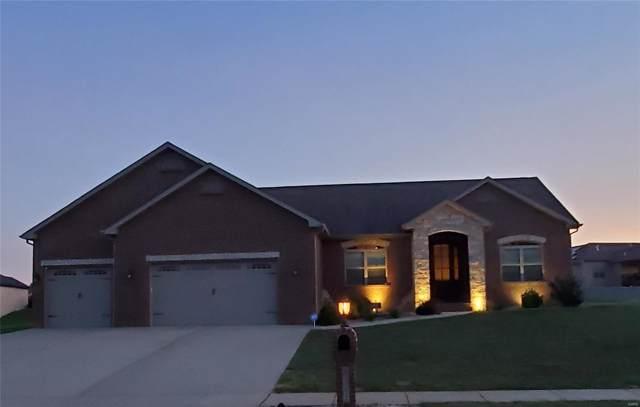 8744 Wendell Creek Drive, Saint Jacob, IL 62281 (#19074903) :: Fusion Realty, LLC