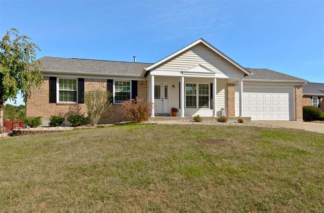 206 Maple Point Dr, Saint Charles, MO 63304 (#19075028) :: The Kathy Helbig Group