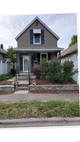 821 Iowa, Madison, IL 62060 (#19075031) :: Sue Martin Team