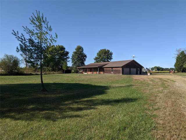 12049 State Rte  154, SPARTA, IL 62286 (#19075053) :: The Kathy Helbig Group