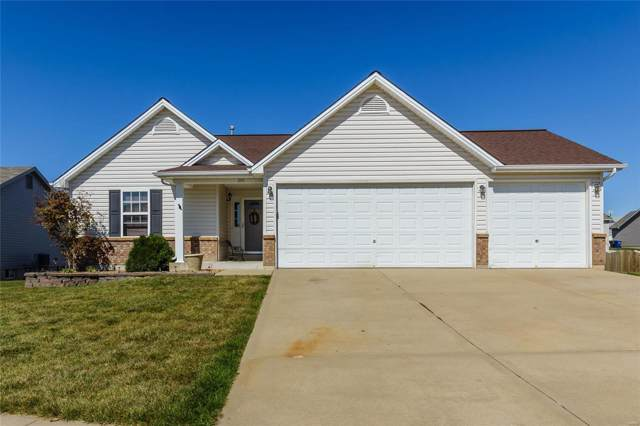 205 Marble Bluffs, Wentzville, MO 63385 (#19075094) :: Matt Smith Real Estate Group