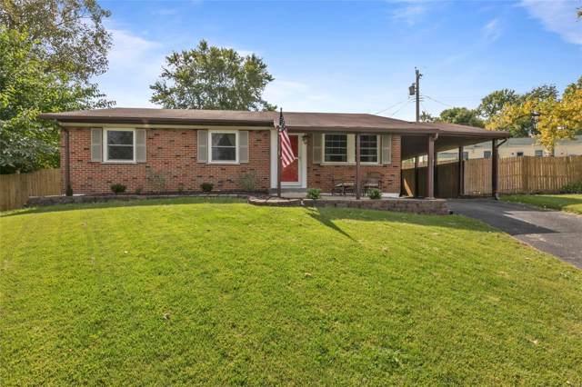 162 Linnview Drive, St Louis, MO 63129 (#19075182) :: Matt Smith Real Estate Group