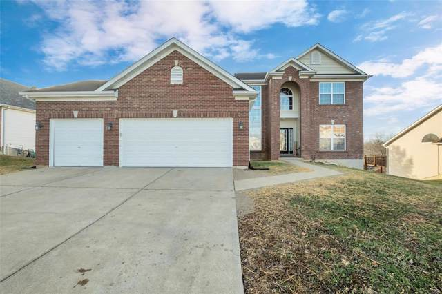 21 Aspen Ridge Court, Saint Peters, MO 63376 (#19075216) :: Peter Lu Team