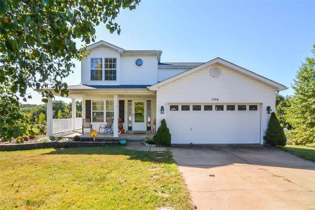 506 Great Plains Drive, House Springs, MO 63051 (#19075220) :: Barrett Realty Group