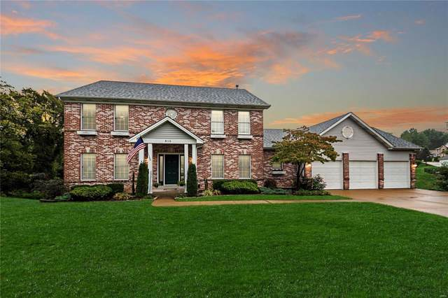 810 Chateau Valley Court, St Louis, MO 63135 (#19075269) :: The Kathy Helbig Group