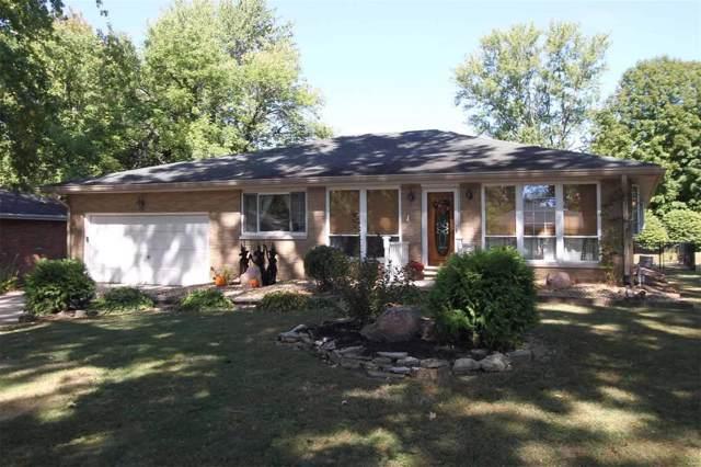 914 Taylor Avenue, Godfrey, IL 62035 (#19075278) :: Clarity Street Realty