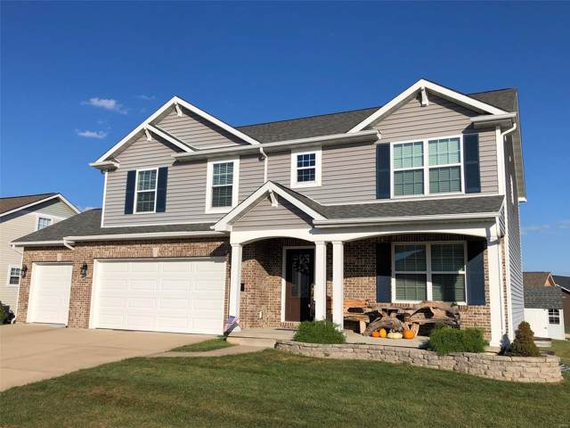 302 Berwick Crossing, Shiloh, IL 62221 (#19075297) :: Matt Smith Real Estate Group
