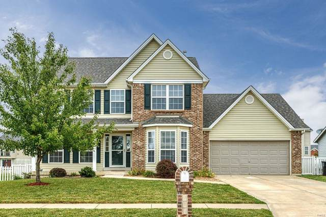 414 Marble Fields, Wentzville, MO 63385 (#19075316) :: Matt Smith Real Estate Group