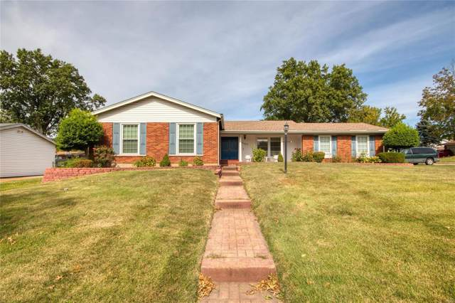 4093 Browning Drive, Florissant, MO 63033 (#19075330) :: The Becky O'Neill Power Home Selling Team