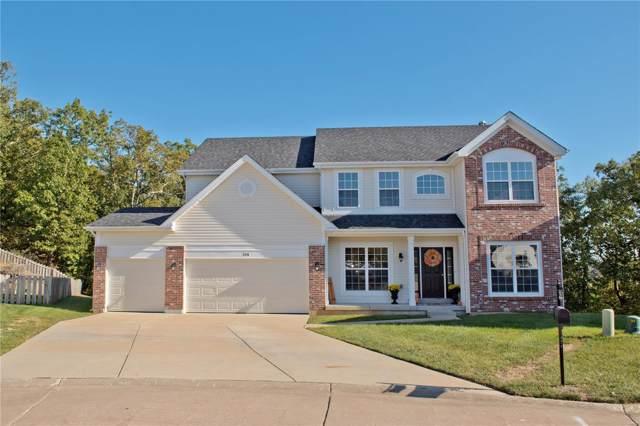 208 Palisades Ridge Drive, Eureka, MO 63025 (#19075355) :: The Becky O'Neill Power Home Selling Team
