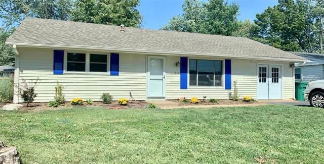 616 W Washington Street, O'Fallon, IL 62269 (#19075401) :: Fusion Realty, LLC