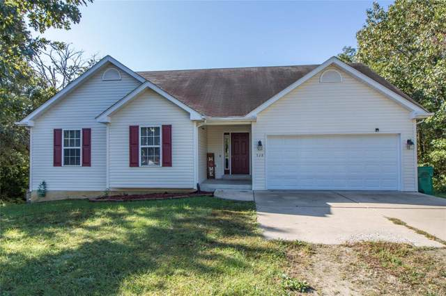 528 Bluebird Lane, Saint Clair, MO 63077 (#19075579) :: Clarity Street Realty
