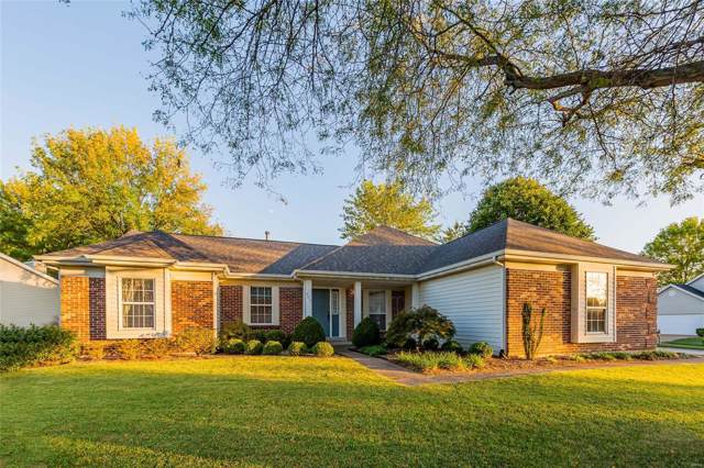 3719 Secretariat Drive, Florissant, MO 63034 (#19075587) :: The Becky O'Neill Power Home Selling Team