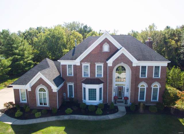 17318 Countryside Manor Parkway, Chesterfield, MO 63005 (#19075614) :: The Kathy Helbig Group