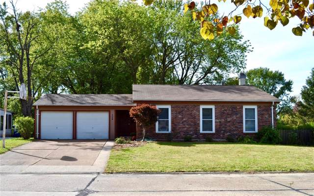 124 Oak Drive, Saint Peters, MO 63376 (#19075640) :: RE/MAX Vision