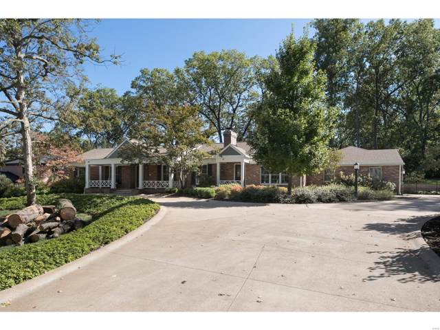 550 Hickory Lane, St Louis, MO 63131 (#19075732) :: St. Louis Finest Homes Realty Group