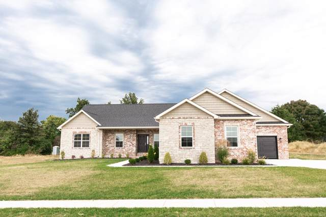 3733 Golfview Circle, Shiloh, IL 62221 (#19075750) :: Peter Lu Team