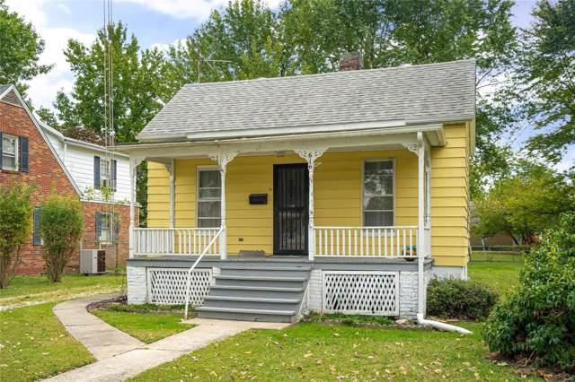 616 E Ryder Street, LITCHFIELD, IL 62056 (#19075816) :: Peter Lu Team