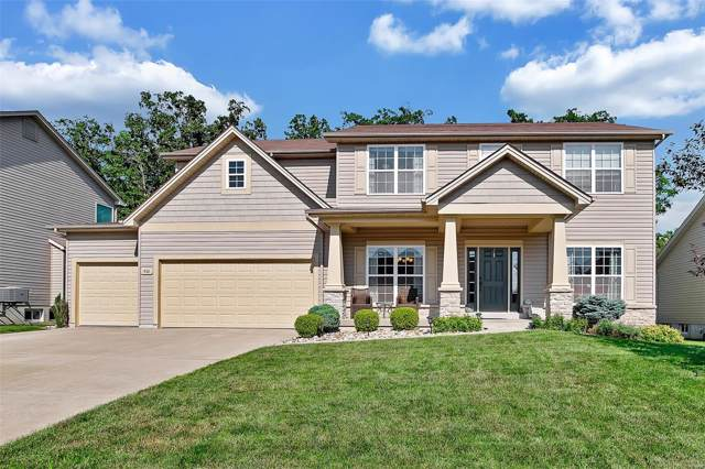 432 Parkview Manor Lane, Wentzville, MO 63385 (#19075842) :: Kelly Hager Group | TdD Premier Real Estate