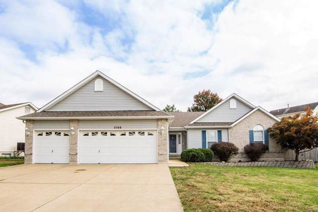 5166 Saddlebrook Parkway, Imperial, MO 63052 (#19075871) :: Clarity Street Realty