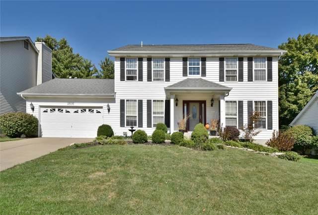 2816 Diekamp Farm Trail, Saint Charles, MO 63303 (#19075886) :: St. Louis Finest Homes Realty Group