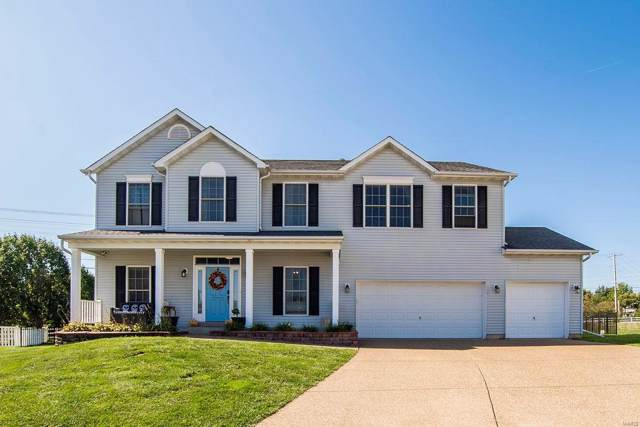 27 Wild Ginger, Dardenne Prairie, MO 63368 (#19075916) :: The Kathy Helbig Group