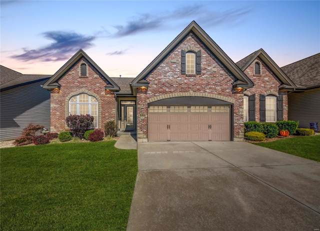 534 Sgt Pepper Drive, Saint Peters, MO 63376 (#19075978) :: RE/MAX Professional Realty
