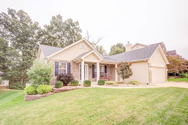 5120 Romaine Spring Drive, Fenton, MO 63026 (#19076074) :: The Becky O'Neill Power Home Selling Team