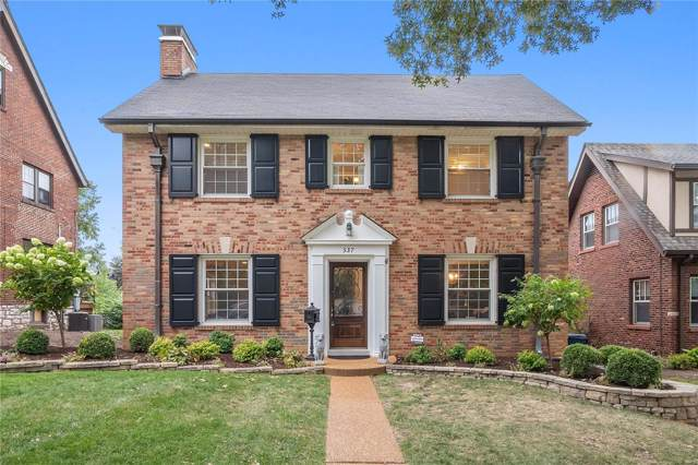 537 Warder Avenue, University City, MO 63130 (#19076134) :: The Kathy Helbig Group