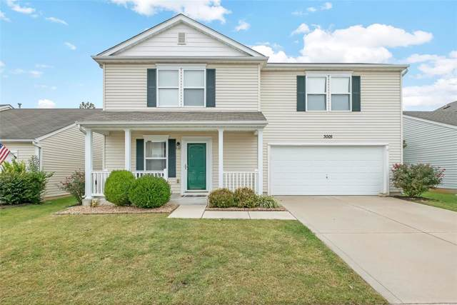 3005 Village Glen Drive, Wentzville, MO 63385 (#19076227) :: St. Louis Finest Homes Realty Group