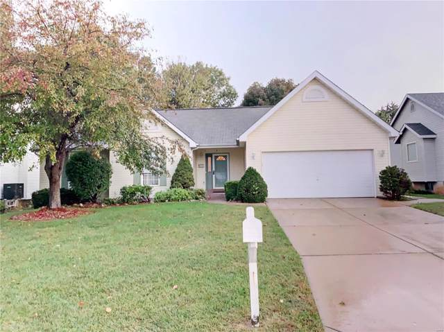 122 Keystone Crossing, O'Fallon, MO 63368 (#19076233) :: St. Louis Finest Homes Realty Group