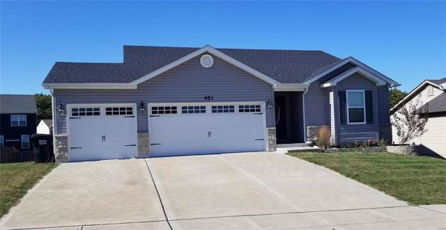 451 Prairie Creek, Foristell, MO 63348 (#19076255) :: Barrett Realty Group