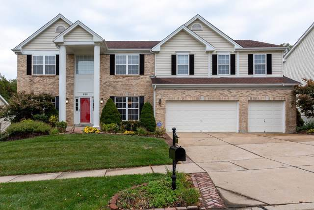 920 Bellerive Manor Drive, Creve Coeur, MO 63141 (#19076263) :: St. Louis Finest Homes Realty Group