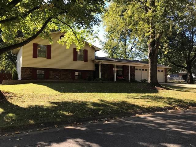441 Shenandoah Drive, Farmington, MO 63640 (#19076268) :: Clarity Street Realty