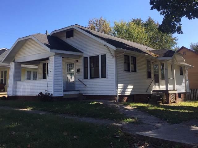 102 E Madison Street, Vandalia, IL 62471 (#19076281) :: Peter Lu Team