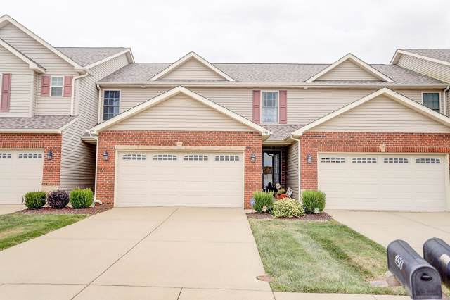 848 Topaz Court, Mascoutah, IL 62258 (#19076289) :: Fusion Realty, LLC