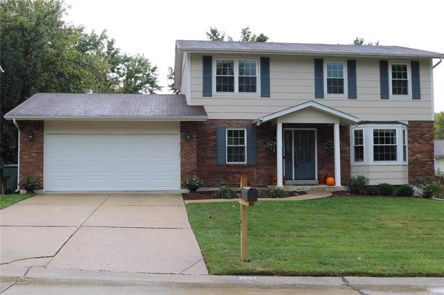 1203 Amberglen Drive, Saint Peters, MO 63376 (#19076292) :: Realty Executives, Fort Leonard Wood LLC