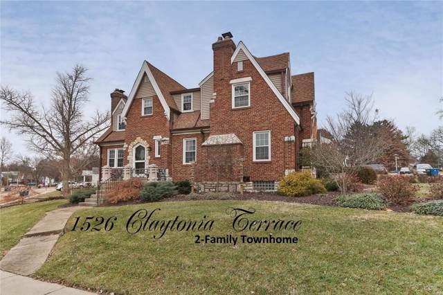 1526 Claytonia Drive, Richmond Heights, MO 63117 (#19076297) :: Clarity Street Realty