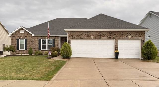 910 Pittsburg Landing, Wentzville, MO 63385 (#19076352) :: Matt Smith Real Estate Group