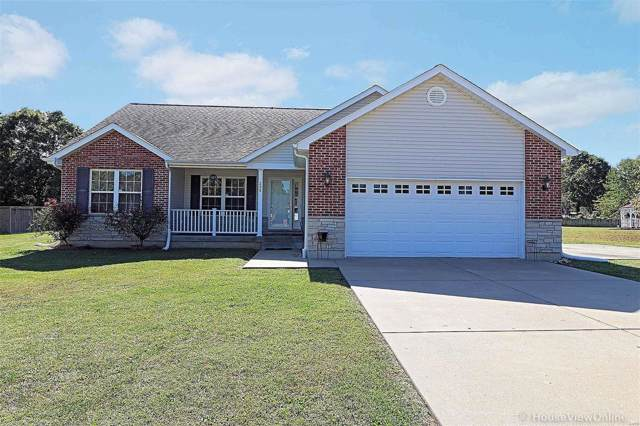 208 Hawthorne, Farmington, MO 63640 (#19076425) :: Peter Lu Team