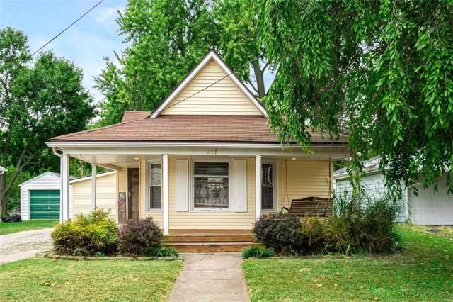 317 N Walnut Street, LITCHFIELD, IL 62056 (#19076465) :: Peter Lu Team
