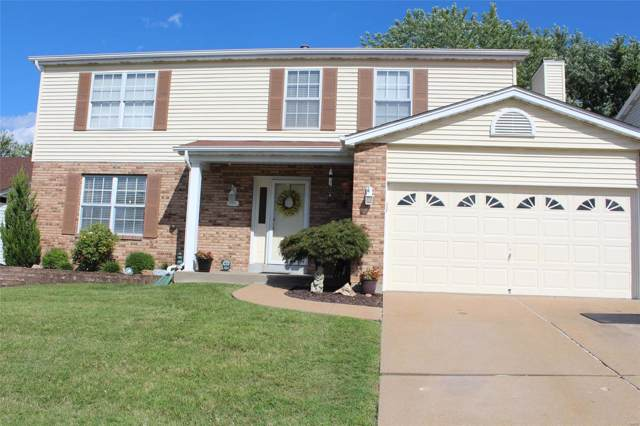 8340 Weber Terrace Drive, St Louis, MO 63123 (#19076498) :: St. Louis Finest Homes Realty Group