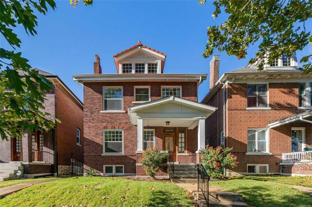 5774 De Giverville Avenue, St Louis, MO 63112 (#19076528) :: Clarity Street Realty