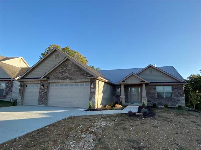 1036 Timber Bluff Dr Drive, Wentzville, MO 63385 (#19076545) :: Matt Smith Real Estate Group