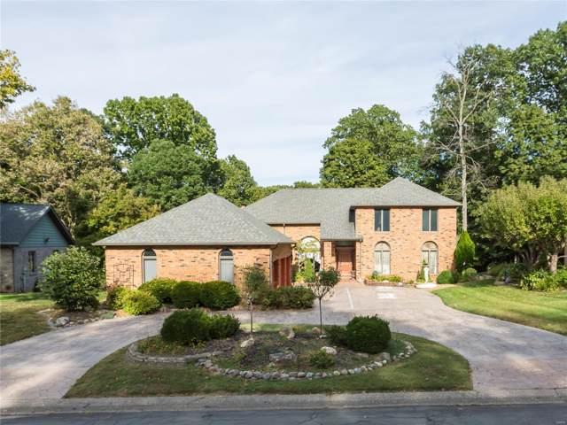 808 Timberlake, Edwardsville, IL 62025 (#19076575) :: Hartmann Realtors Inc.
